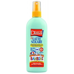 011110 milk for children spray spd 50+ 150ml