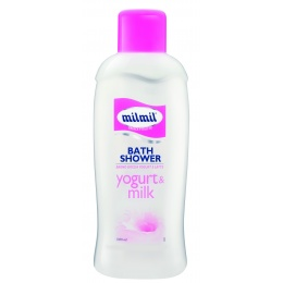 002450 bath shower yogurt & milk 1L